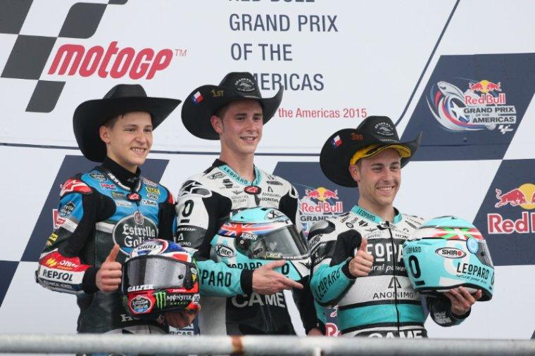 AMERIQUE =  Course Moto3 & Moto2 !