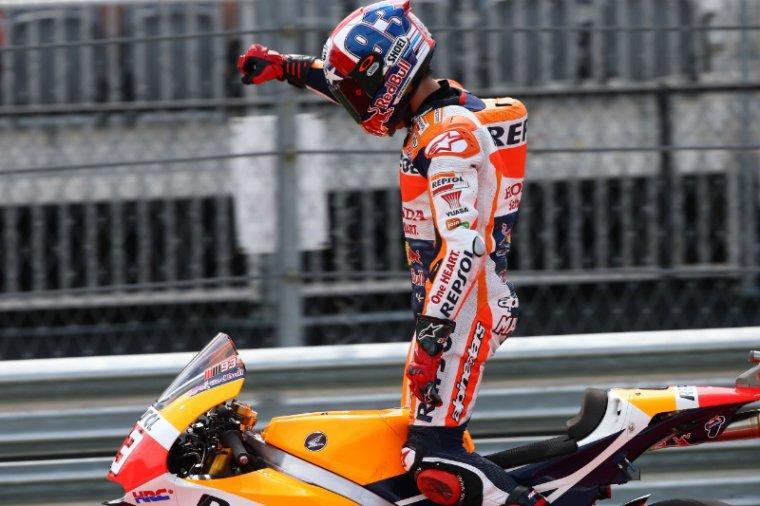 AMERIQUE =  MotoGP, La course