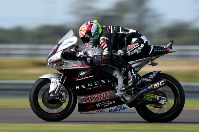 ARGENTINE: Moto3 & Moto2, Essais libres