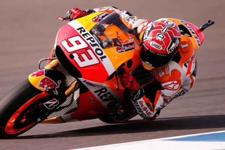 ARGENTINE: MotoGP, Essais libres