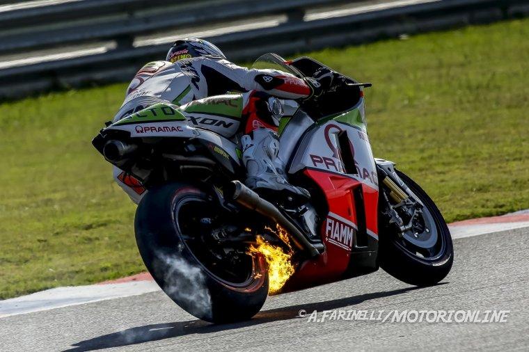 ARGENTINE: MotoGP, La course