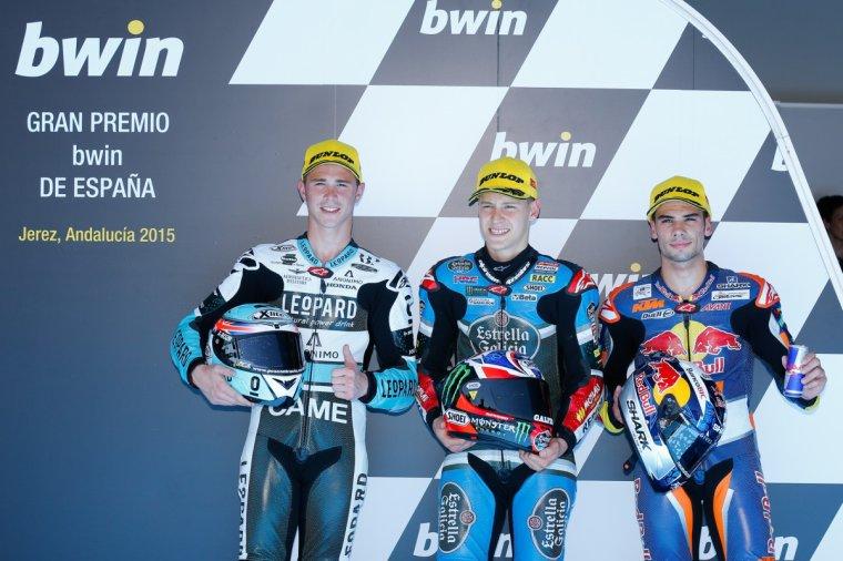 ESPAGNE: Moto3 & Moto2, Qualif & Warmup
