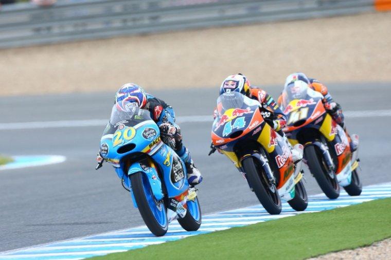 ESPAGNE: Moto3 & Moto2, les courses