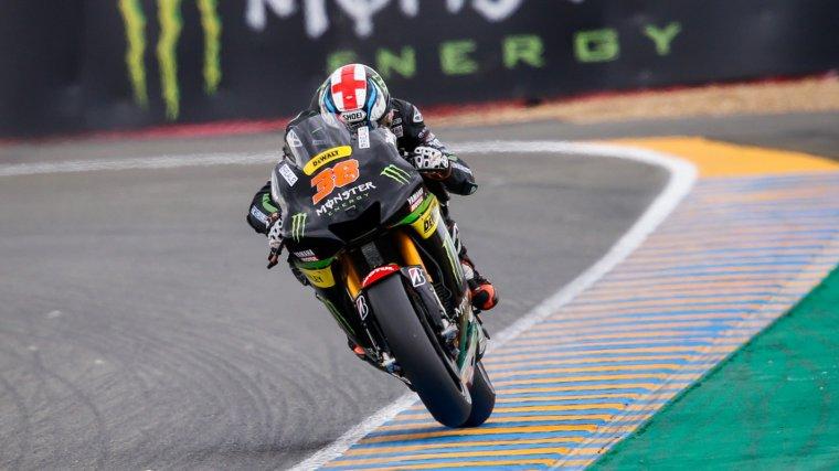 FRANCE: MotoGP, Essais libres