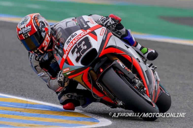 FRANCE: MotoGP, Qualif & WarmUp