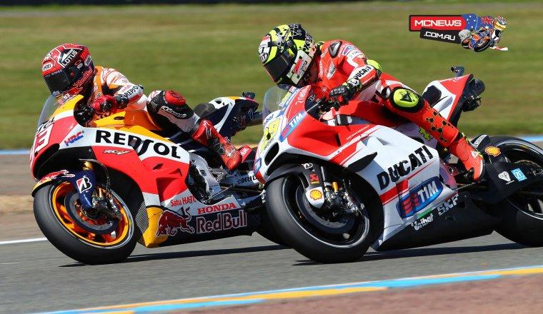 FRANCE: MotoGP, la course