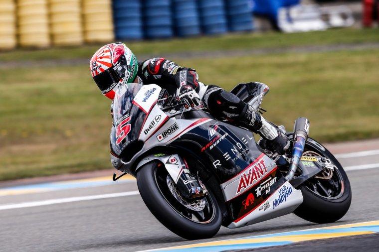 FRANCE: Moto3 & Moto2, Essais libres