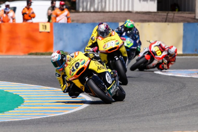 FRANCE: Moto3 & Moto2, les Courses