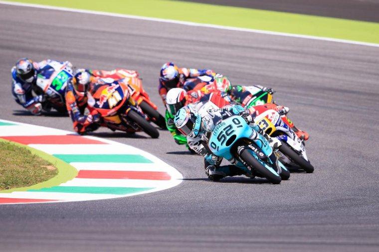 ITALIE: Moto3 & Moto2, Courses