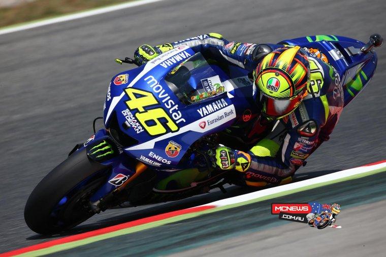 CATALOGNE: MotoGP, La course