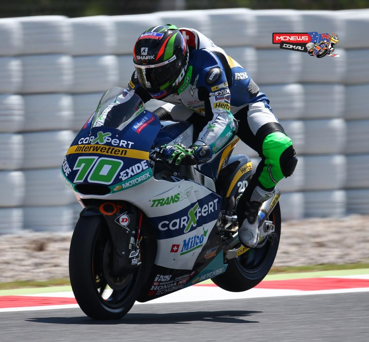 CATALOGNE: Photos (Moto2/Moto3)