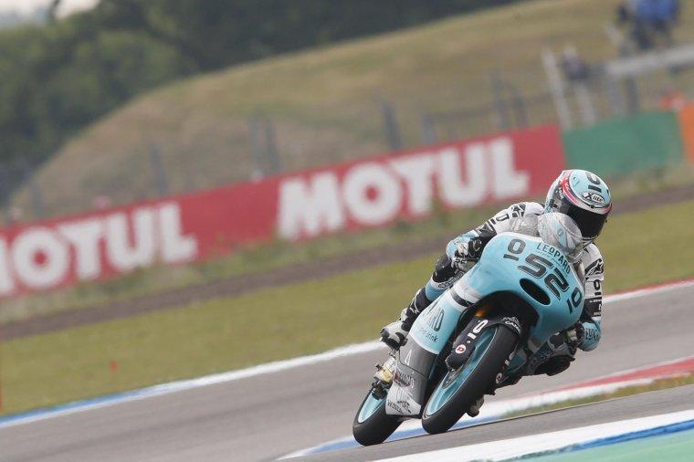 ASSEN: Moto3 & Moto2, Essais libres