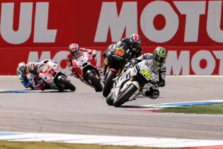 ASSEN: MotoGP, La course