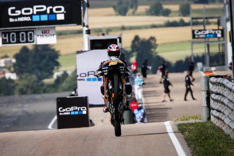 ALLEMAGNE: Moto3 & Moto2, Essais libres