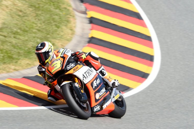 ALLEMAGNE: Moto3 & Moto2, Qualifications & WarmUp