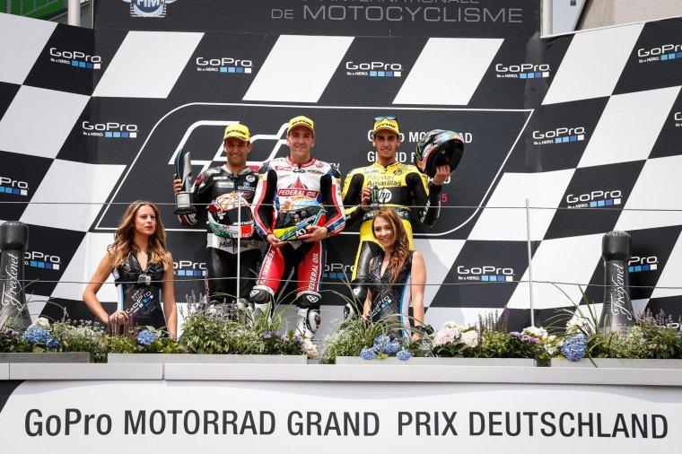 ALLEMAGNE: Moto3 & Moto2, les courses