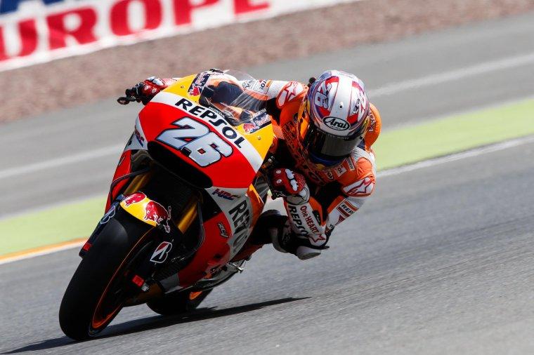 ALLEMAGNE: MotoGP, Essais libres
