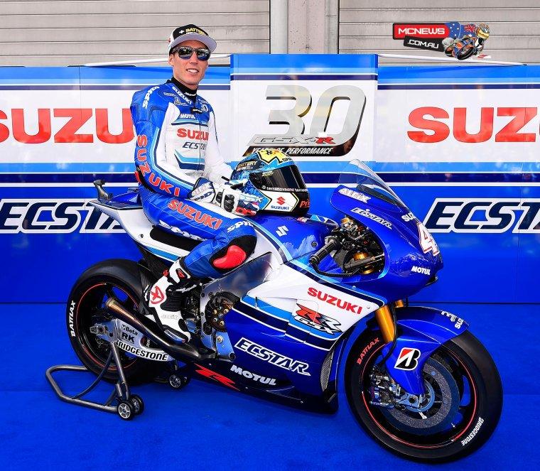 ALLEMAGNE: News d'Aprilia et la déco Suzuki
