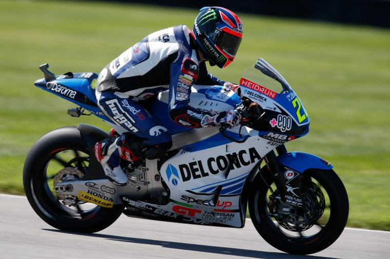 INDIANAPOLIS: Moto3 & Moto2, Qualifications & WarmUp