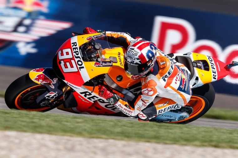 INDIANAPOLIS: MotoGP, Qualifications & WarmUp