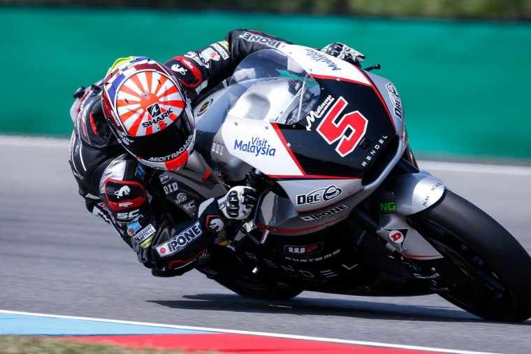REPUBLIQUE-TCHEQUE: Moto3 & Moto2, Qualif et Warmup