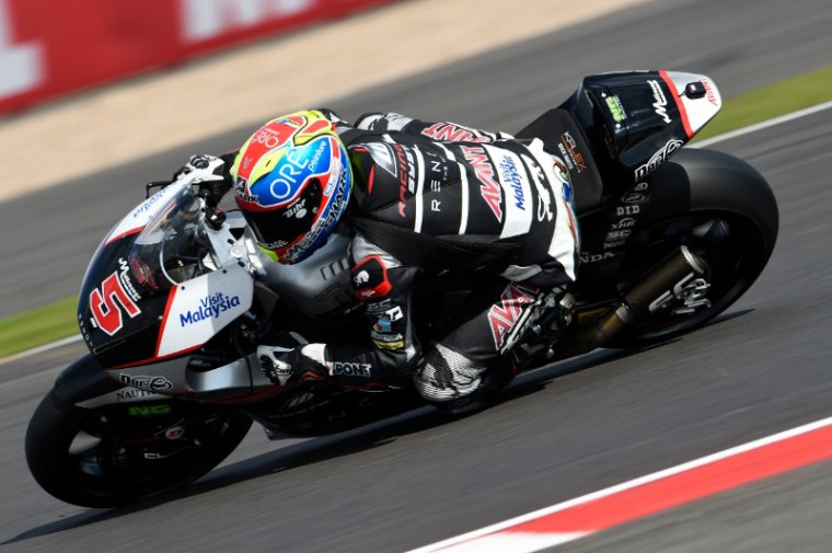 GRANDE-BRETAGNE: Moto3 & Moto2, Essais libres