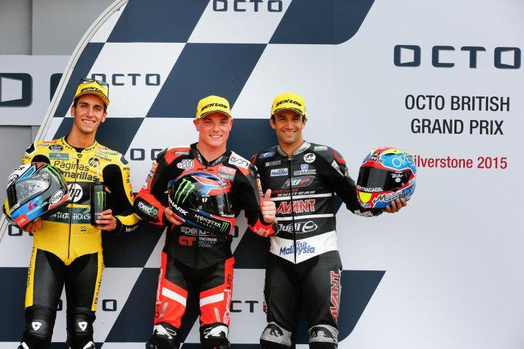 GRANDE-BRETAGNE: Moto3 & Moto2, Qualif et Warmup