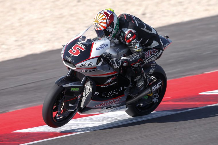 SAINT-MARIN: Moto3 & Moto2, Essais libres