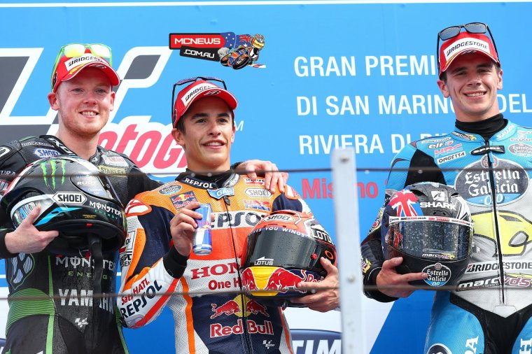 SAINT-MARIN: MotoGP, Course