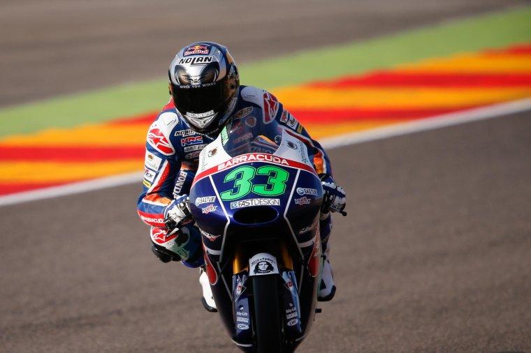 ARAGON: Moto3 & Moto2, Essais libres