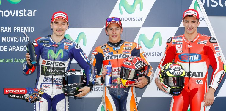ARAGON: MotoGP, Qualif & WarmUp