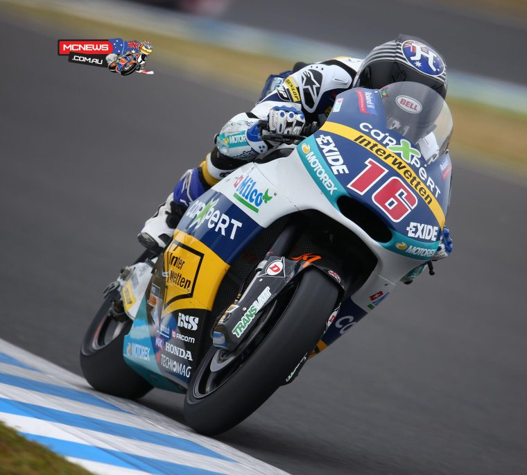 JAPON: Hook remplace Aegerter chez Technomag Racing Interwetten
