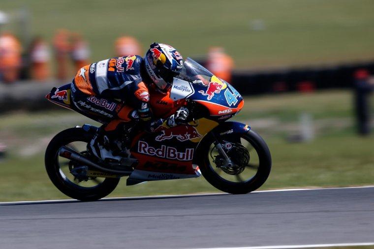 AUSTRALIE: Moto3 & Moto2, Essais libres