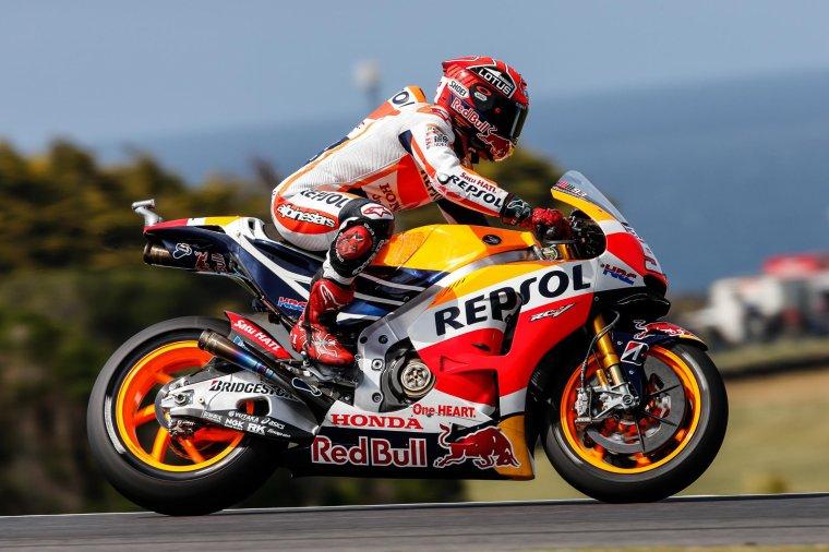 AUSTRALIE: MotoGP, Essais libres