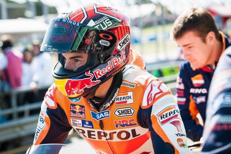 AUSTRALIE: MotoGP, Qualif et WarmUp
