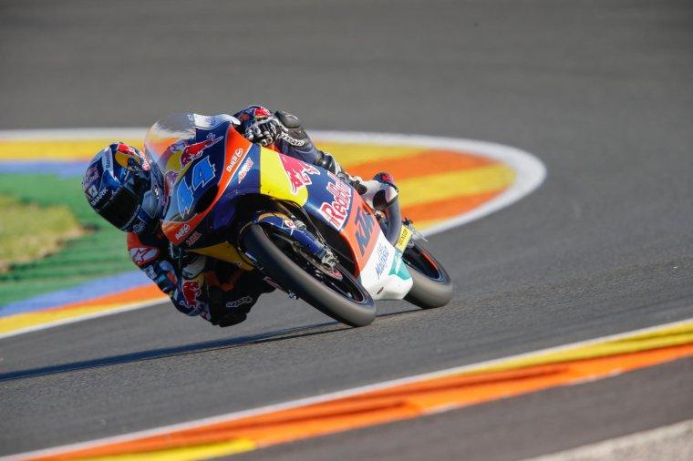 VALENCIA: Moto3 & Moto2, Essais libres