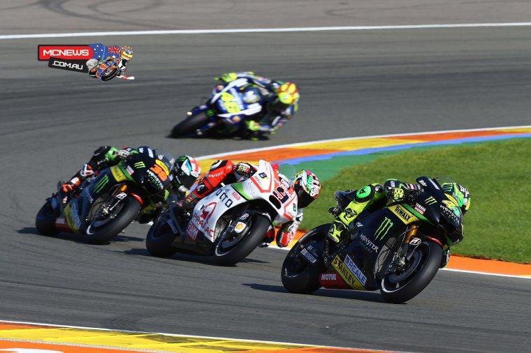 VALENCIA: MotoGP, La course