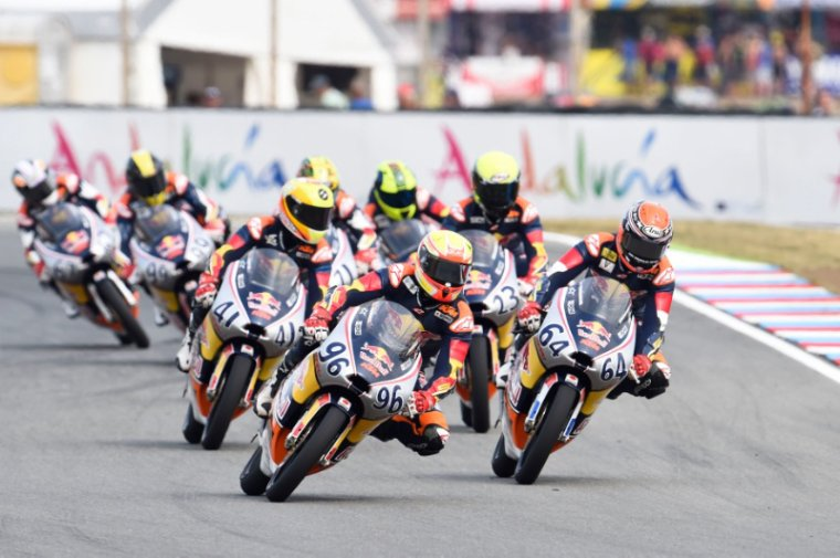 Red Bull Rookies Cup 2015