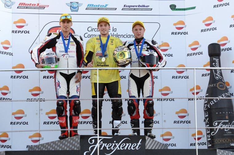 FIM CEV Repsol, Moto3 et Moto2 2015