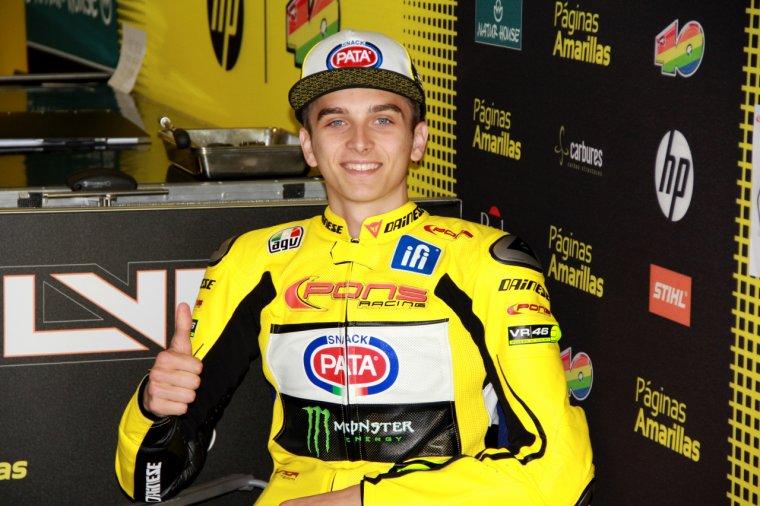 #10 Luca Marini