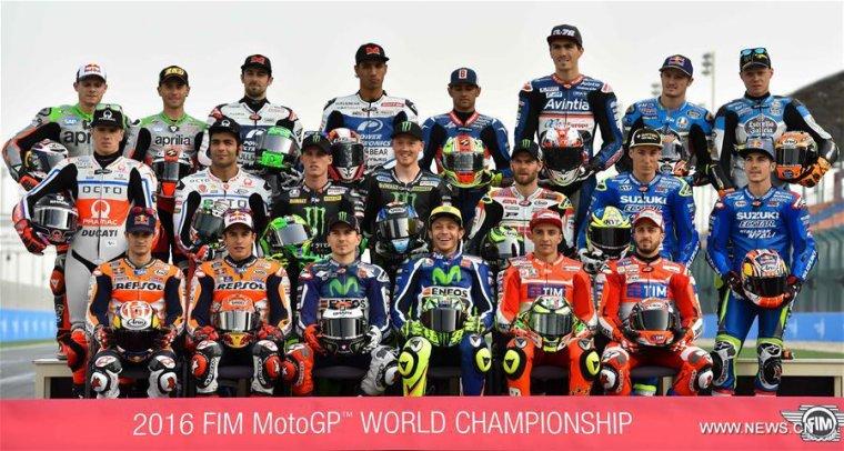 Rentrée 2016 - MotoGP