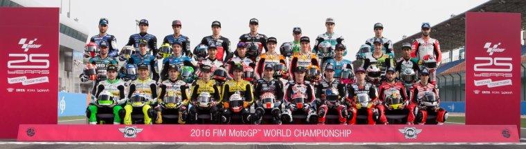 Rentrée 2016 - Moto2