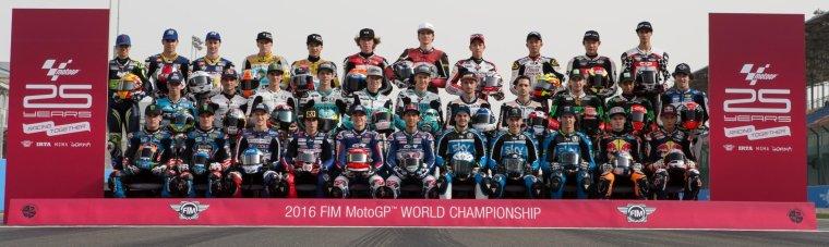 Rentrée 2016 - Moto3