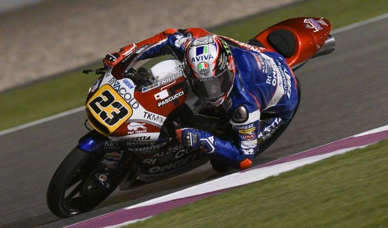 Moto3/Moto2 - Qualif et Warmup du Qatar