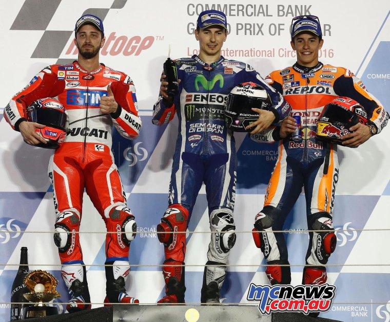 MotoGP - La course