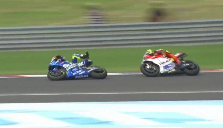 Argentine, MotoGP, Course