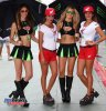 Argentine, les grid girls