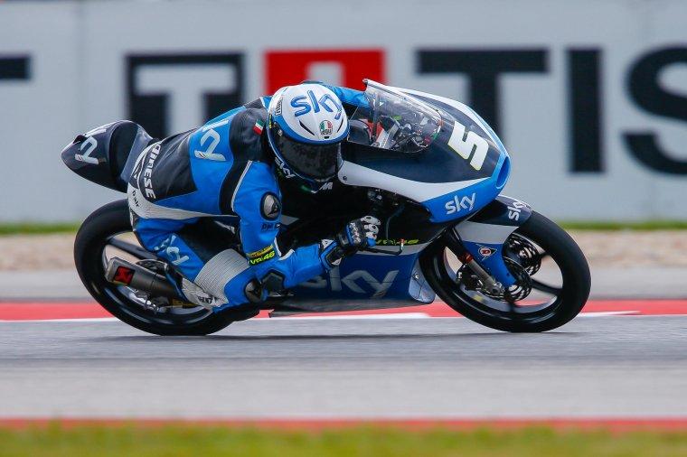Amérique - Moto3/Moto2 - Essais libres (top 10)
