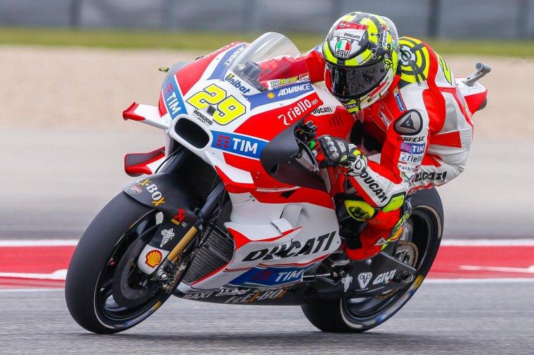 Amérique - MotoGP - Qualif et WarmUp