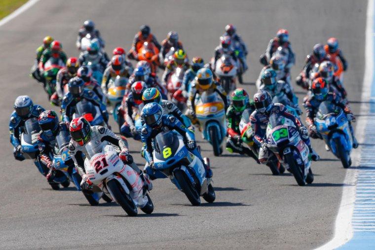Espagne - Moto3/Moto2 - Les courses